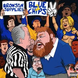 Action Bronson & Party Supplies - Blue Chips 2 (Mixtape Review)
