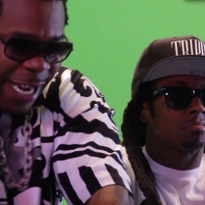 "Busta Rhymes f. Q-Tip, Lil Wayne & Kanye West - ""Thank You"" (Behind The Scenes)"