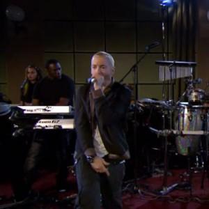"Eminem - ""Berzerk"" (BBC Radio 1 Performance)"