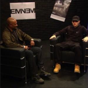 Eminem - On Working With Kendrick Lamar