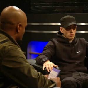 """Eminem  - Speaks On """"MMLPII"""""""