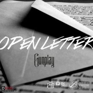 Gunplay - Open Letter Freestyle