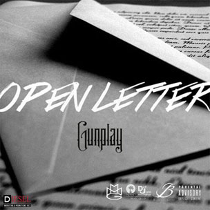 Gunplay - Open Letter Freestyle