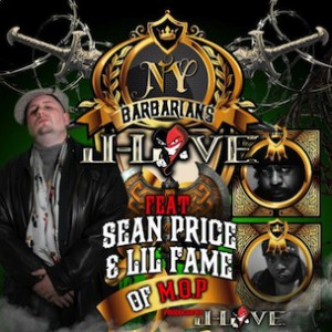 J-Love f. Sean Price & Lil Fame - NY Barbarians