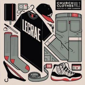 Lecrae - Church Clothes 2 (Mixtape Review)