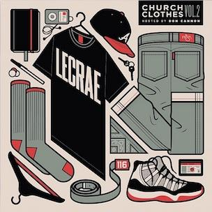 Lecrae - Church Clothes 2 (Mixtape Review)
