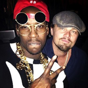 Kanye West & 2 Chainz Perform At Leonardo DiCaprio Party