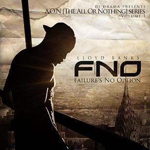 Lloyd Banks - F.N.O.: Failure's No Option (Mixtape Review)