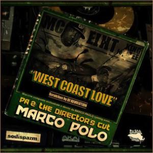 Marco Polo f. MC Eiht & King Tee - West Coast Love
