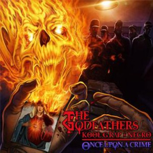 "The Godfathers (Kool G Rap & Necro) ""One Upon A Crime"" Cover Art, Tracklisting & Album Stream"