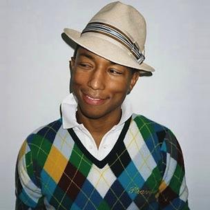 "Pharrell Releases 24-Hour ""Happy"" Video"