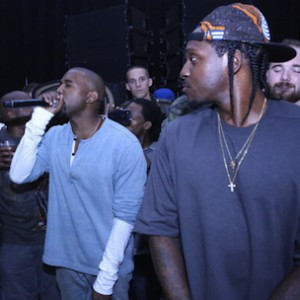 Pusha T Says Kanye West Rants Behind The Scenes As Well