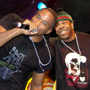 "Busta Rhymes Joins A Tribe Called Quest For ""Scenario"" Performance"