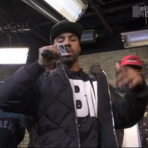 A$AP Rocky, Bun B, Vic Mensa & Glam - MTV RapFix Live Freestyle
