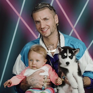"RiFF RaFF Releases Short Film Previewing ""NEON iCON"""