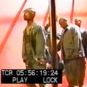 """Throwback Thursday: Tupac - Behind The Scenes On """"Hit 'Em Up"""" Video Shoot (Part 2)"""