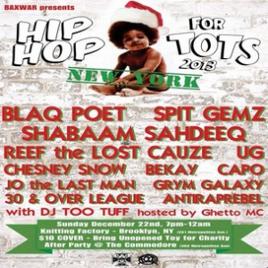"Hip Hop For Tots ""NYC"" Ticket Giveaway"