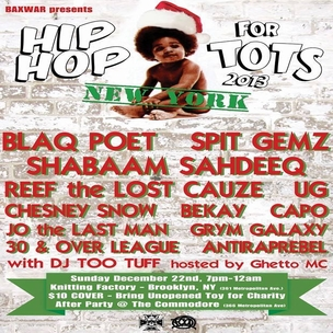 """Hip Hop For Tots """"NYC"""" Ticket Giveaway"""