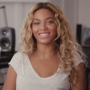 "Beyonce Releases ""Run 'N Gun"" Portion Of Art Feature"