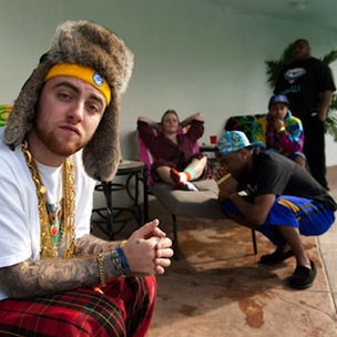 "Mac Miller Says He Wanted To Get Jay Electronica On ""Eggs Aisle"" Song"