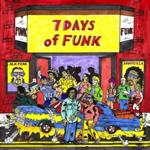 "Snoop Dogg & Dam Funk ""7 Days Of Funk"" Cover Art, Tracklisting & Album Stream"