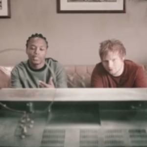 "Lupe Fiasco f. Ed Sheeran - ""Old School Love"""
