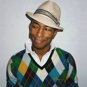Pharrell's Production Catalog Examined By Myspace.com