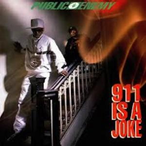 """Throwback Thursday: Public Enemy - """"911 Is A Joke"""""""