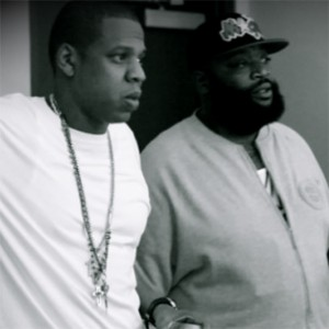 """Rick Ross """"The Devil Is A Lie"""" Featuring Jay Z Cover Art Updated"""