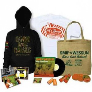 """Smif N Wessun """"'Born and Raised"""" Giveaway"""