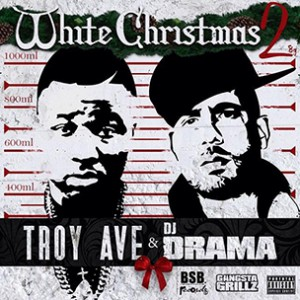 """Troy Ave - """"Merry White Christmas"""""""