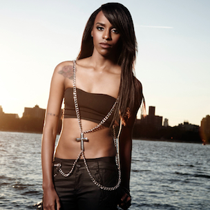 Angel Haze Leaks Her Album, Universal Republic Removes It