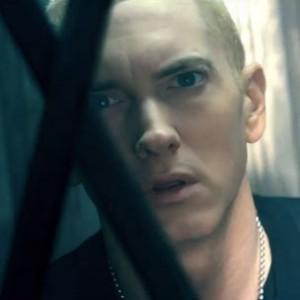 "Eminem f. Rihanna - ""The Monster"""