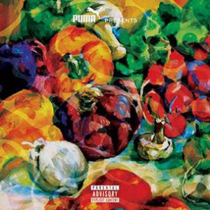 Casey Veggies & Rockie Fresh - Fresh Veggies (Mixtape Review)