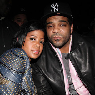 Jim Jones' Fiancee Chrissy Lampkin Arrested For Aggravated Assault & Disorderly Conduct