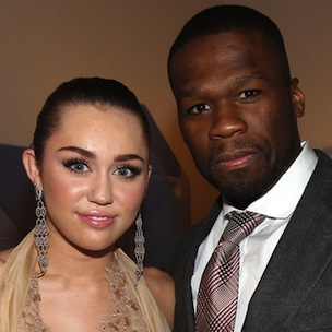50 Cent Praises Miley Cyrus & Promises January Project