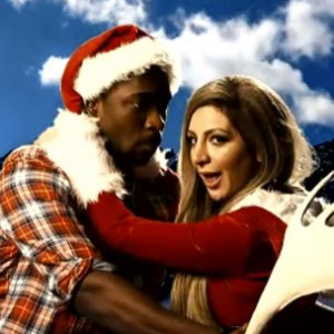 "Kanye West & Kim Kardashian ""SNL"" Spoofs KimYe, Creates ""Bound 2"" Christmas Card"
