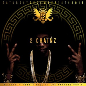 2 Chainz Concert Ticket Giveaway