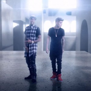 "Tyga f. Justin Bieber - ""Wait For A Minute"""