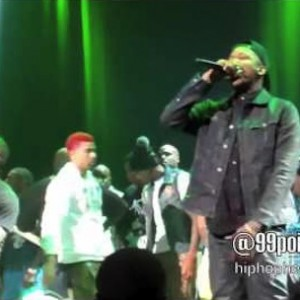 Game - Brings Out YG (Live At Fresh Fest 2013)