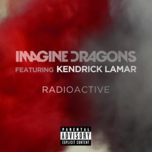 Imagine Dragons f. Kendrick Lamar - Radioactive Remix (Full Version)
