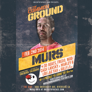 Murs Concert Ticket Giveaway