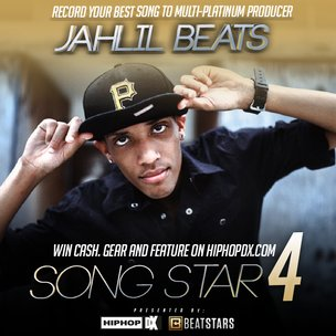 "Jahlil Beats x BeatStars x HipHopDX ""Song Star 4"" Contest"