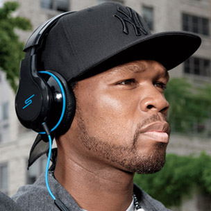 "50 Cent's SMS Audio To Release Carmelo Anthony & ""Star Wars"" Collections"