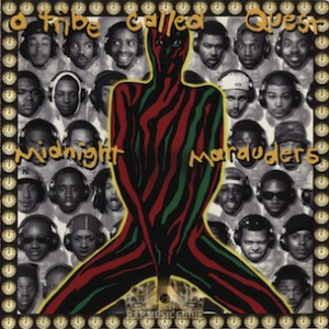 Throwback Thursdays: A Tribe Called Quest - Keep It Rollin' [Prod. Large Professor]
