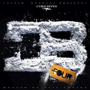 "French Montana ""Coke Boys 4"" Cover Art, Tracklist, Download & Mixtape Stream"