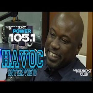 Havoc - Breakfast Club Interview