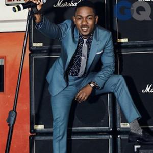 Macklemore, Kendrick Lamar & Grammy Week In Pictures