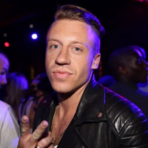 """Macklemore Says Hip Hop Will Be """"Heated"""" If He Wins Best Rap Album Grammy"""