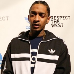 Nipsey Hussle Says He's Rooting For Macklemore & Kendrick Lamar At The Grammys
